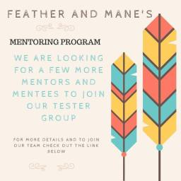 Feather and Mane's Mentorship Program