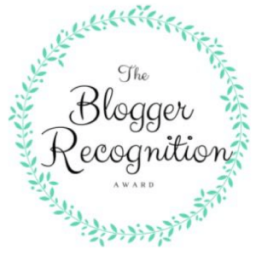The Blogger Recognition Reward