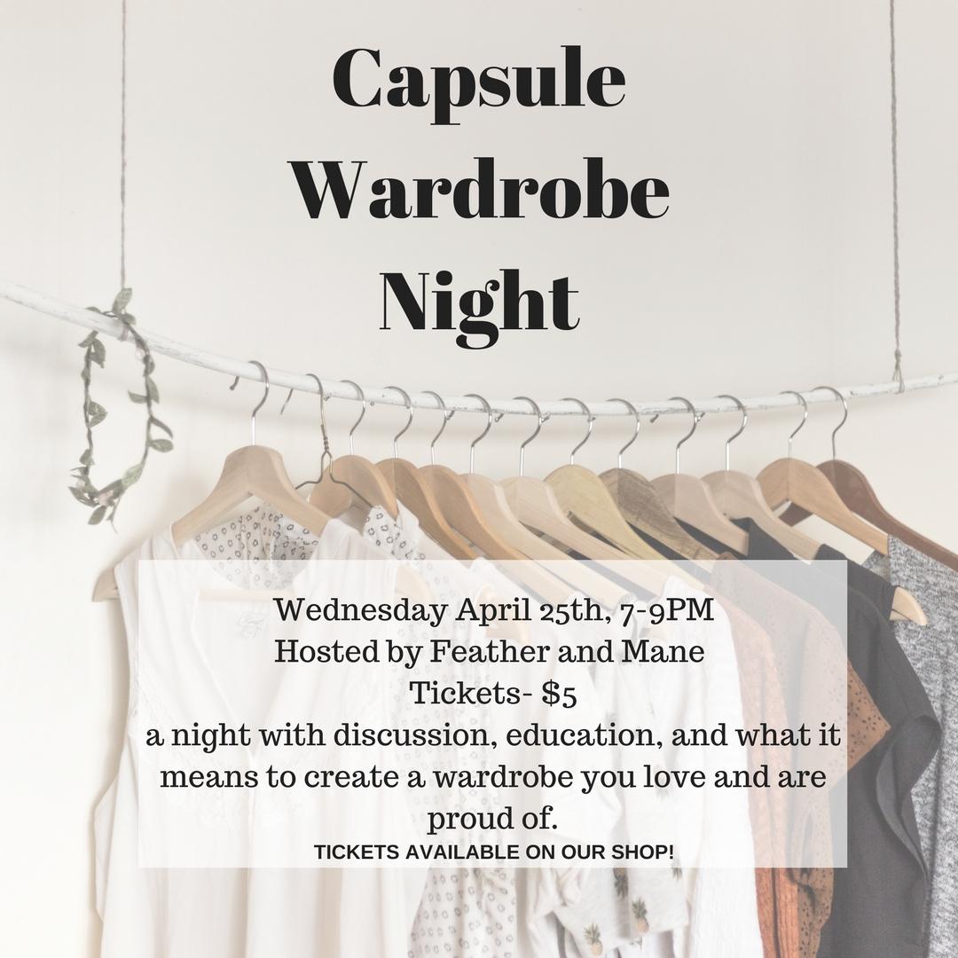 Capsule Wardrobe Night (1)