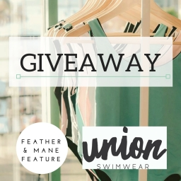 Union Swimwear Giveaway!