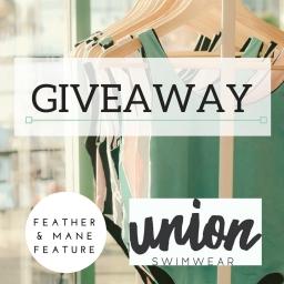 Union Swimwear Giveaway!
